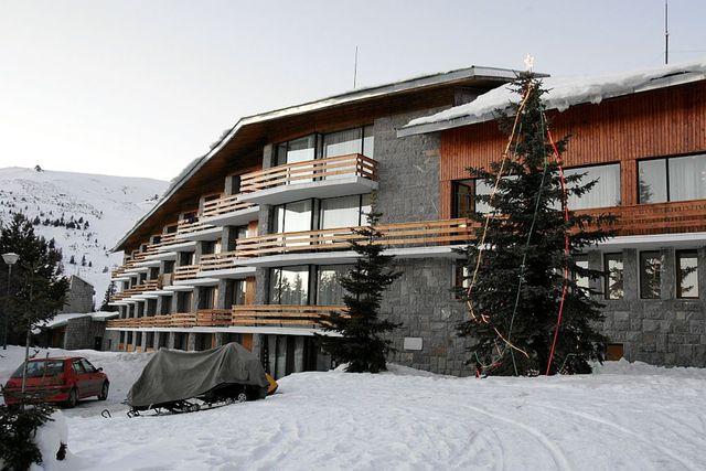 Belmeken hotel complex